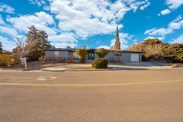 4249 Park Hill Drive, El Paso, TX 79902 (MLS #841516) :: The Purple House Real Estate Group