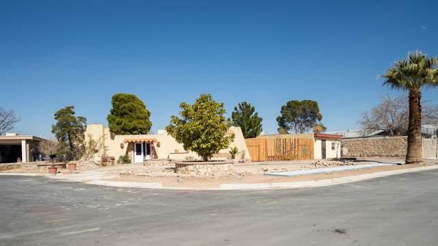 10713 Sam Snead Drive, El Paso, TX 79935 (MLS #841524) :: Preferred Closing Specialists