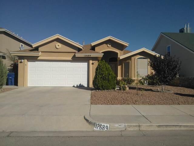 12689 Tierra Sonora Drive, El Paso, TX 79938 (MLS #841532) :: Preferred Closing Specialists