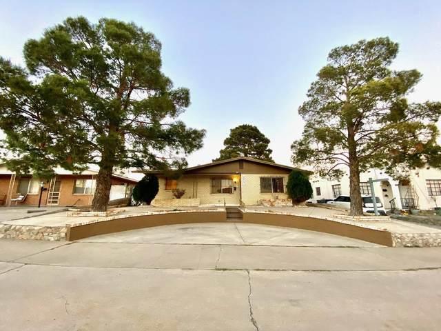 3617 Idalia Avenue, El Paso, TX 79930 (MLS #841570) :: Mario Ayala Real Estate Group