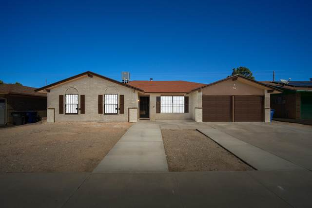 3941 Breckenridge Drive, El Paso, TX 79936 (MLS #841573) :: The Purple House Real Estate Group