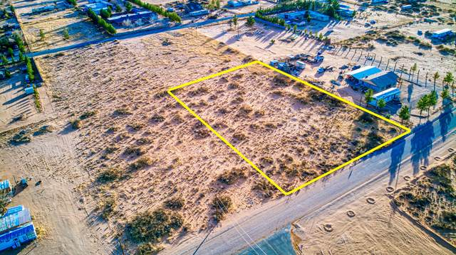 813 Windmill Drive, Chaparral, NM 88081 (MLS #841577) :: The Purple House Real Estate Group