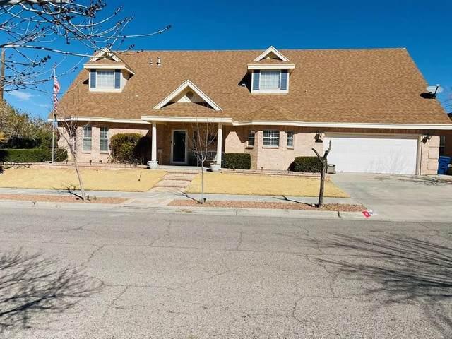 7017 Rock Canyon Drive, El Paso, TX 79912 (MLS #841581) :: The Purple House Real Estate Group