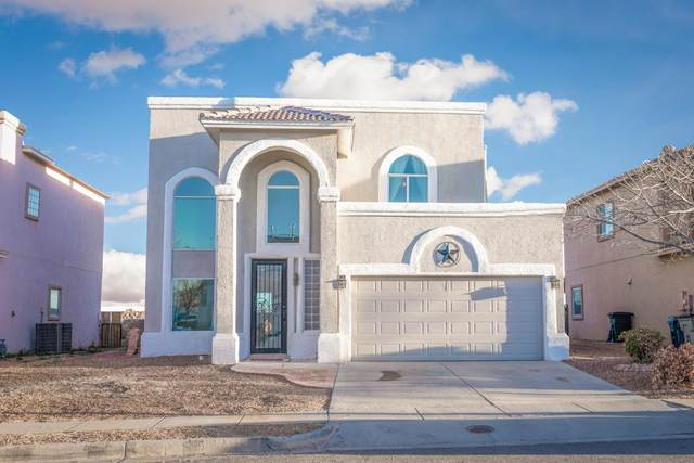 4928 Cattle Lane, El Paso, TX 79934 (MLS #841586) :: The Purple House Real Estate Group