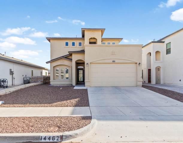 14462 Jaclyn Marie Street, El Paso, TX 79938 (MLS #841592) :: Preferred Closing Specialists