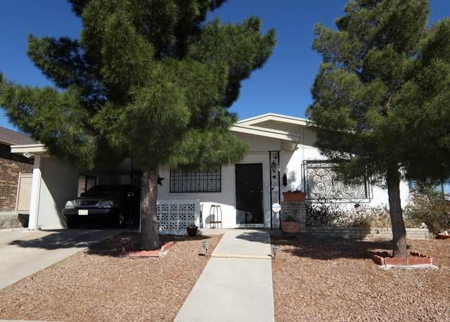 2603 Mc Kinley Avenue, El Paso, TX 79930 (MLS #841594) :: Mario Ayala Real Estate Group