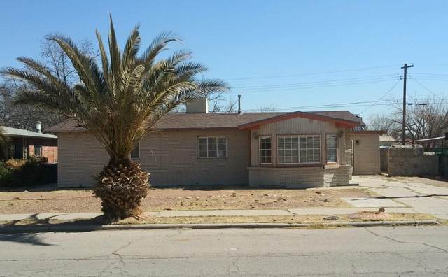 7725 Barton Street, El Paso, TX 79915 (MLS #841602) :: The Purple House Real Estate Group