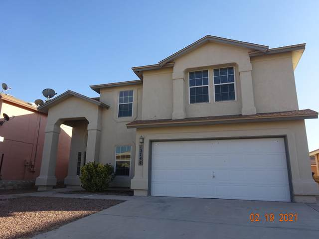 13744 Paseo Milagro Ave Avenue, Horizon City, TX 79928 (MLS #841605) :: Preferred Closing Specialists