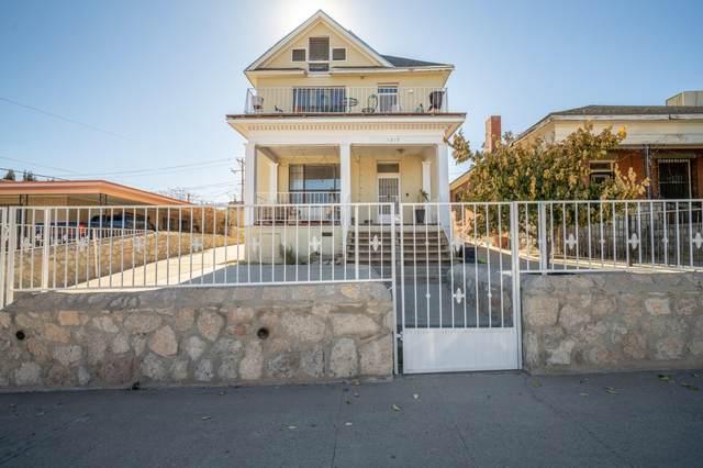 1217 Laurel (A, B, & C) Street, El Paso, TX 79902 (MLS #841606) :: The Purple House Real Estate Group