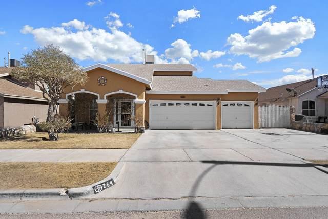 264 Lago Grande Drive, Horizon City, TX 79928 (MLS #841613) :: The Purple House Real Estate Group