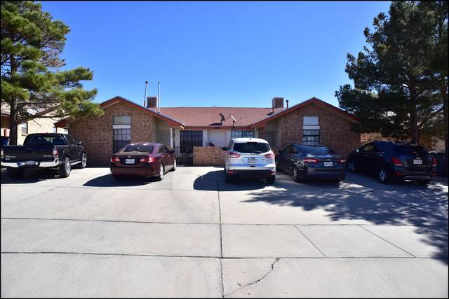 1376 Trudy Elaine Drive Abcd, El Paso, TX 79936 (MLS #841624) :: The Purple House Real Estate Group