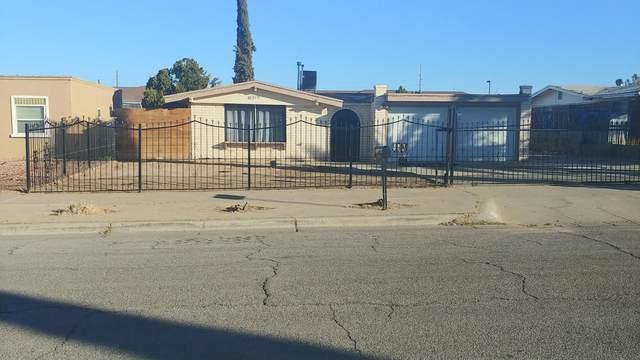 10349 Shannon Place, El Paso, TX 79925 (MLS #841626) :: Preferred Closing Specialists