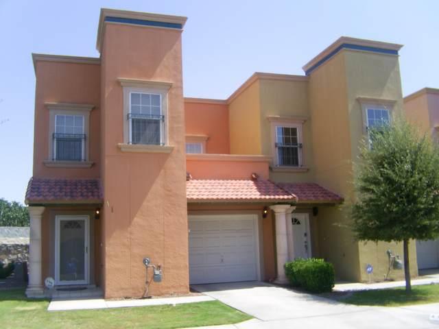3150 N N Yarbrough Drive, El Paso, TX 79925 (MLS #841629) :: Preferred Closing Specialists