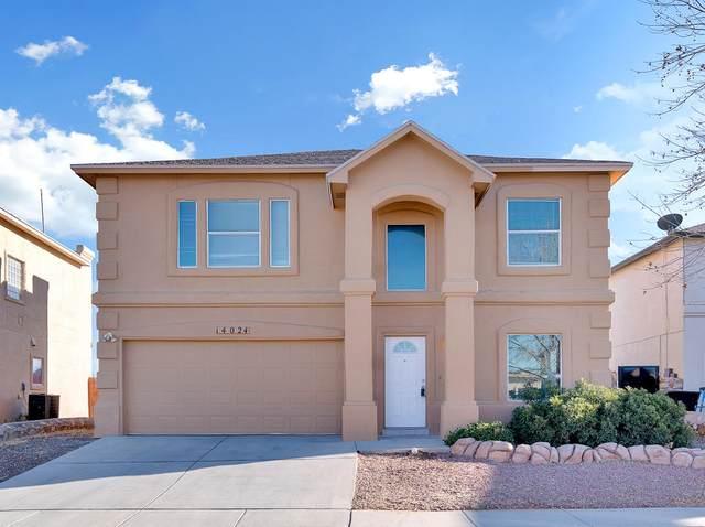 14024 Warren Belin Drive, Horizon City, TX 79928 (MLS #841674) :: Preferred Closing Specialists