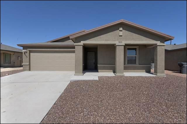 14257 Escalera Drive, Horizon City, TX 79928 (MLS #841682) :: Preferred Closing Specialists