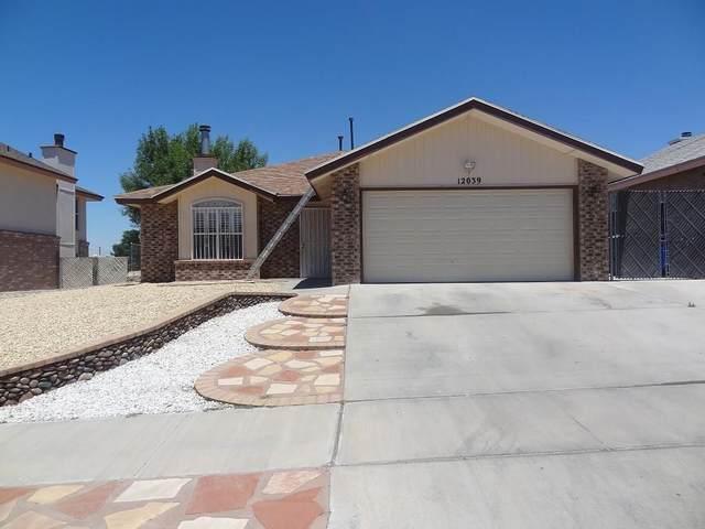 12039 Paul Klee, El Paso, TX 79936 (MLS #841684) :: Preferred Closing Specialists