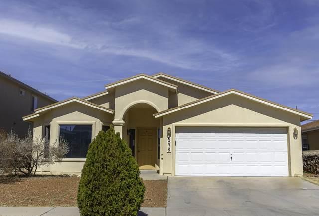 6275 Paloma Drive, El Paso, TX 79924 (MLS #841687) :: Jackie Stevens Real Estate Group brokered by eXp Realty