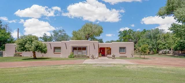 5225 Montoya Drive, El Paso, TX 79932 (MLS #841700) :: Preferred Closing Specialists