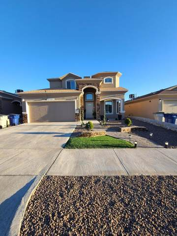 432 Prime Desert Drive, El Paso, TX 79932 (MLS #841701) :: The Matt Rice Group