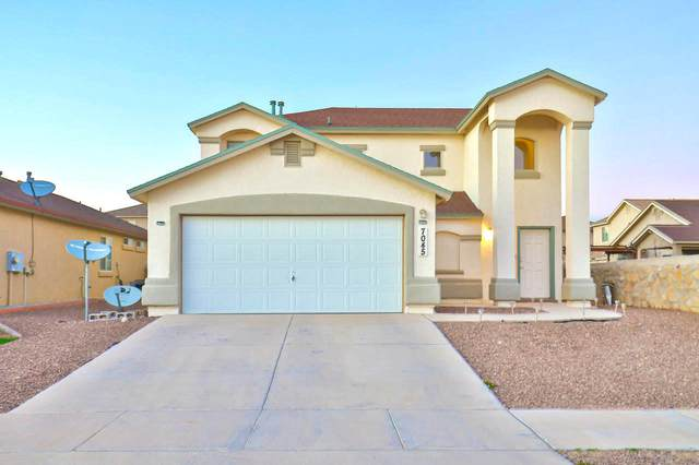 7045 Spruce Wood Court, El Paso, TX 79934 (MLS #841712) :: Jackie Stevens Real Estate Group brokered by eXp Realty