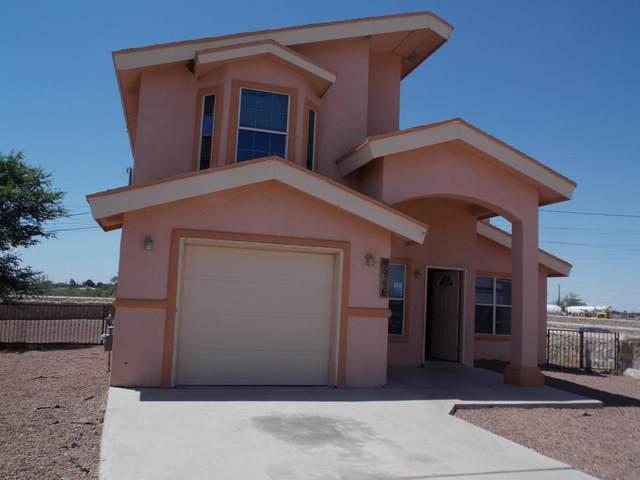 9946 Rosa M Richardson Avenue, Socorro, TX 79927 (MLS #841714) :: Jackie Stevens Real Estate Group brokered by eXp Realty