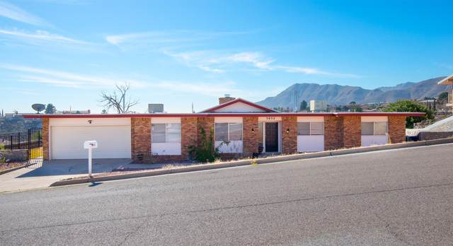 3032 Park North Drive, El Paso, TX 79904 (MLS #841720) :: Jackie Stevens Real Estate Group brokered by eXp Realty