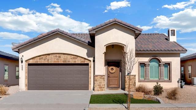980 Stamfordham Drive, El Paso, TX 79928 (MLS #841722) :: Jackie Stevens Real Estate Group brokered by eXp Realty