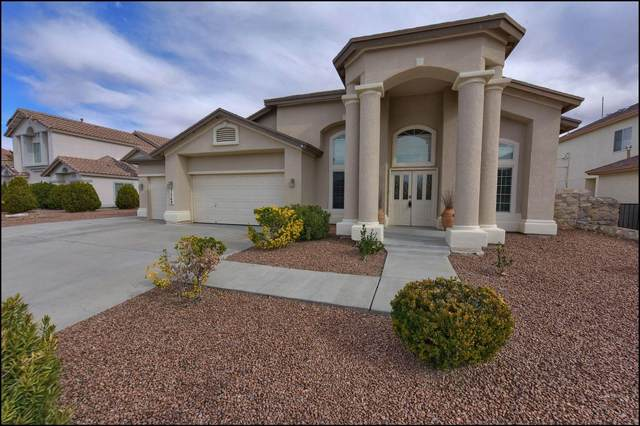 7360 Rosas Way, Canutillo, TX 79835 (MLS #841741) :: Jackie Stevens Real Estate Group brokered by eXp Realty