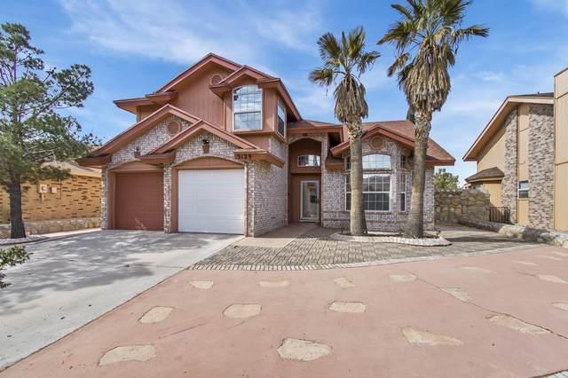 3129 Royal Jewel Street, El Paso, TX 79936 (MLS #841744) :: Preferred Closing Specialists