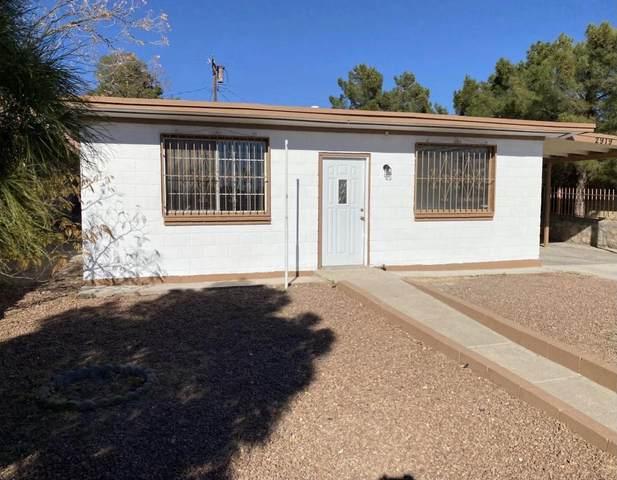 2919 Jefferson Avenue, El Paso, TX 79930 (MLS #841746) :: Mario Ayala Real Estate Group