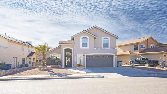 12501 Paseo Alegre Drive, El Paso, TX 79928 (MLS #841750) :: Preferred Closing Specialists