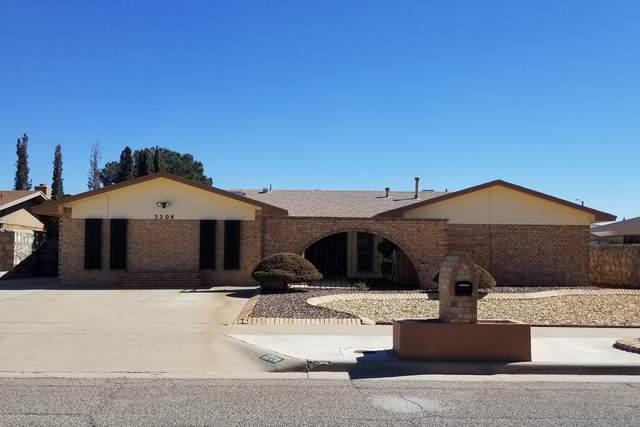 3208 Tomahawk Street, El Paso, TX 79936 (MLS #841753) :: Preferred Closing Specialists