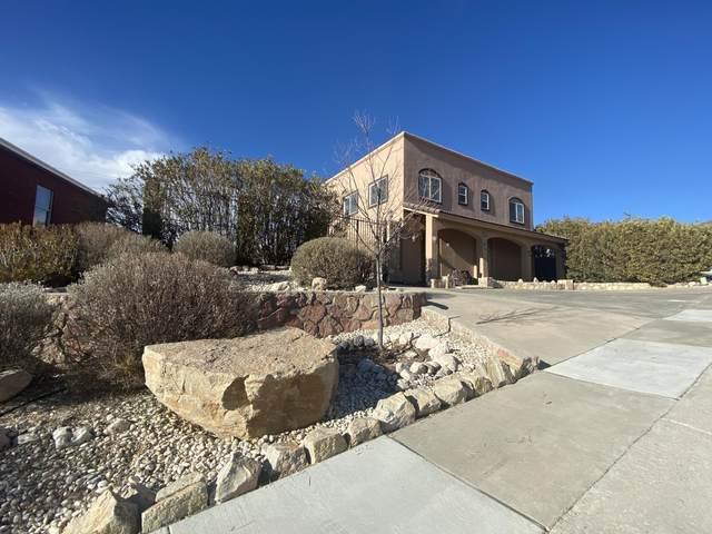 1021 Via De La Paz Drive, El Paso, TX 79912 (MLS #841755) :: The Matt Rice Group