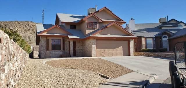 7647 Medano Drive, El Paso, TX 79912 (MLS #841758) :: The Matt Rice Group