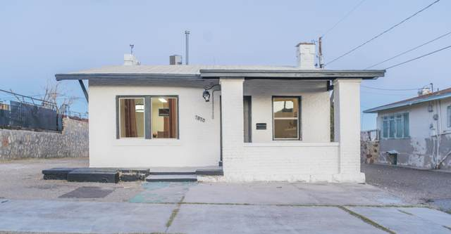 1910 Russell Street, El Paso, TX 79930 (MLS #841765) :: Preferred Closing Specialists