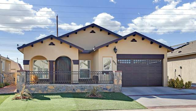 4821 Kiko Fierro Drive, El Paso, TX 79938 (MLS #841767) :: Jackie Stevens Real Estate Group brokered by eXp Realty