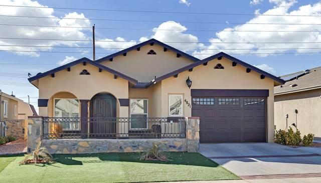 4821 Kiko Fierro Drive, El Paso, TX 79938 (MLS #841767) :: Preferred Closing Specialists