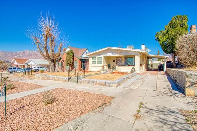 4415 Cumberland Avenue, El Paso, TX 79903 (MLS #841771) :: The Matt Rice Group