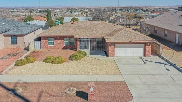 8844 Leo Street, El Paso, TX 79924 (MLS #841781) :: Preferred Closing Specialists