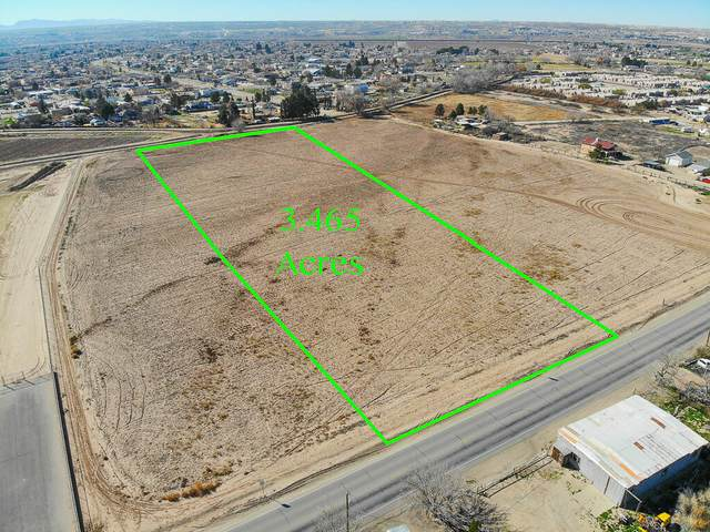 0 Socorro Road, San Elizario, TX 79849 (MLS #841791) :: Preferred Closing Specialists