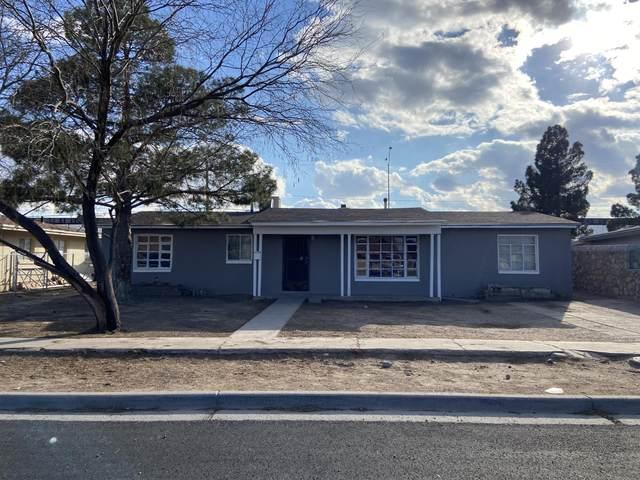 412 Ben Swain Dr. Drive, El Paso, TX 79915 (MLS #841794) :: Preferred Closing Specialists