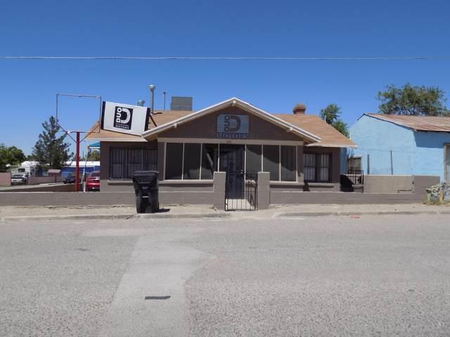 100 E Washington Street, Anthony, TX 79821 (MLS #841802) :: The Matt Rice Group