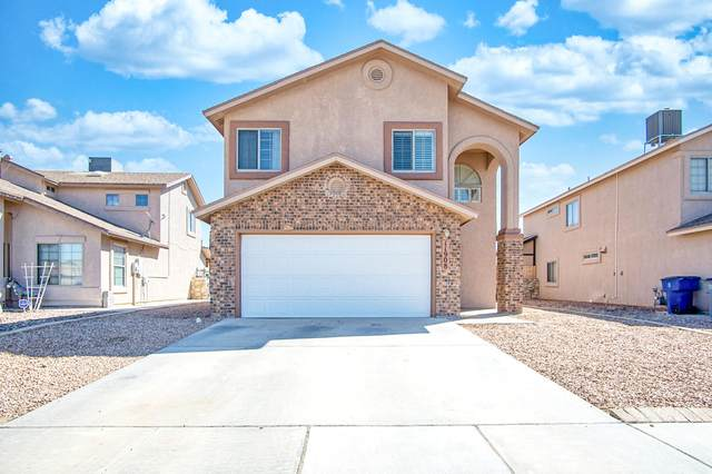 11908 Mesquite Rock Drive, El Paso, TX 79934 (MLS #841810) :: Jackie Stevens Real Estate Group brokered by eXp Realty