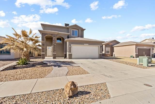 3837 Loma Brisa Drive, El Paso, TX 79938 (MLS #841816) :: Jackie Stevens Real Estate Group brokered by eXp Realty
