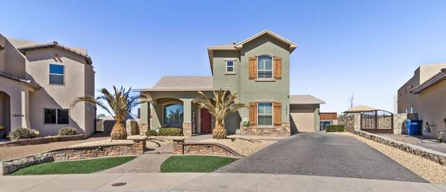 12953 Immanuel Vista Drive, El Paso, TX 79938 (MLS #841821) :: Preferred Closing Specialists