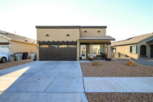 4973 Rose Elise Street, El Paso, TX 79938 (MLS #841825) :: Preferred Closing Specialists