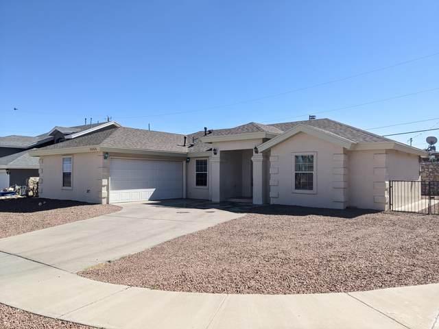 4058 Victoria Ruiz Court, El Paso, TX 79904 (MLS #841827) :: Preferred Closing Specialists