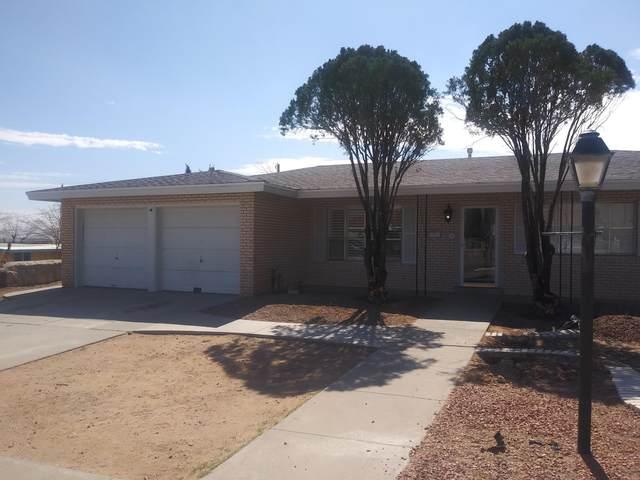 3506 Tyler Avenue, El Paso, TX 79930 (MLS #841830) :: Preferred Closing Specialists