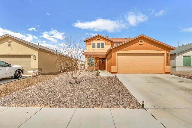 14817 Ava Leigh, El Paso, TX 79938 (MLS #841832) :: Jackie Stevens Real Estate Group brokered by eXp Realty