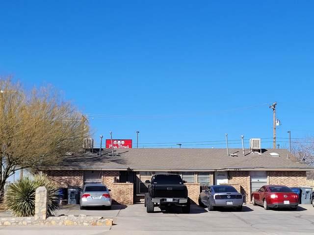 1901 Lake Omega Street A-D, El Paso, TX 79936 (MLS #841837) :: Summus Realty